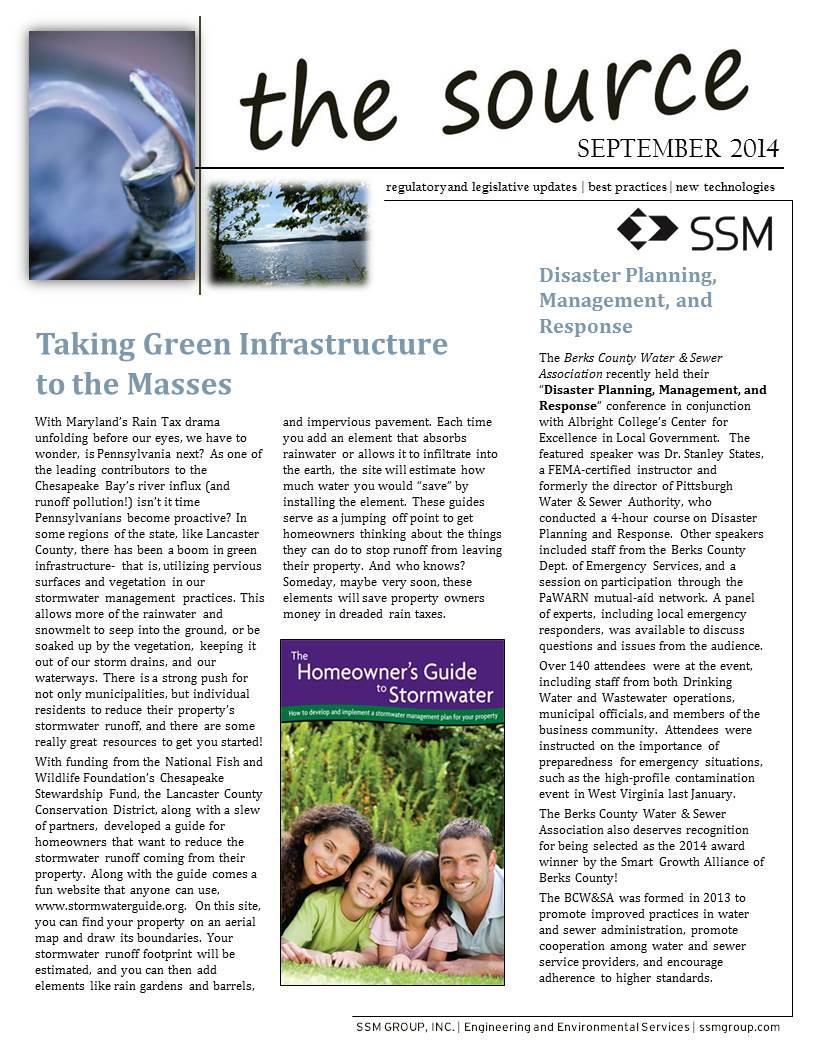 Source, September 2014