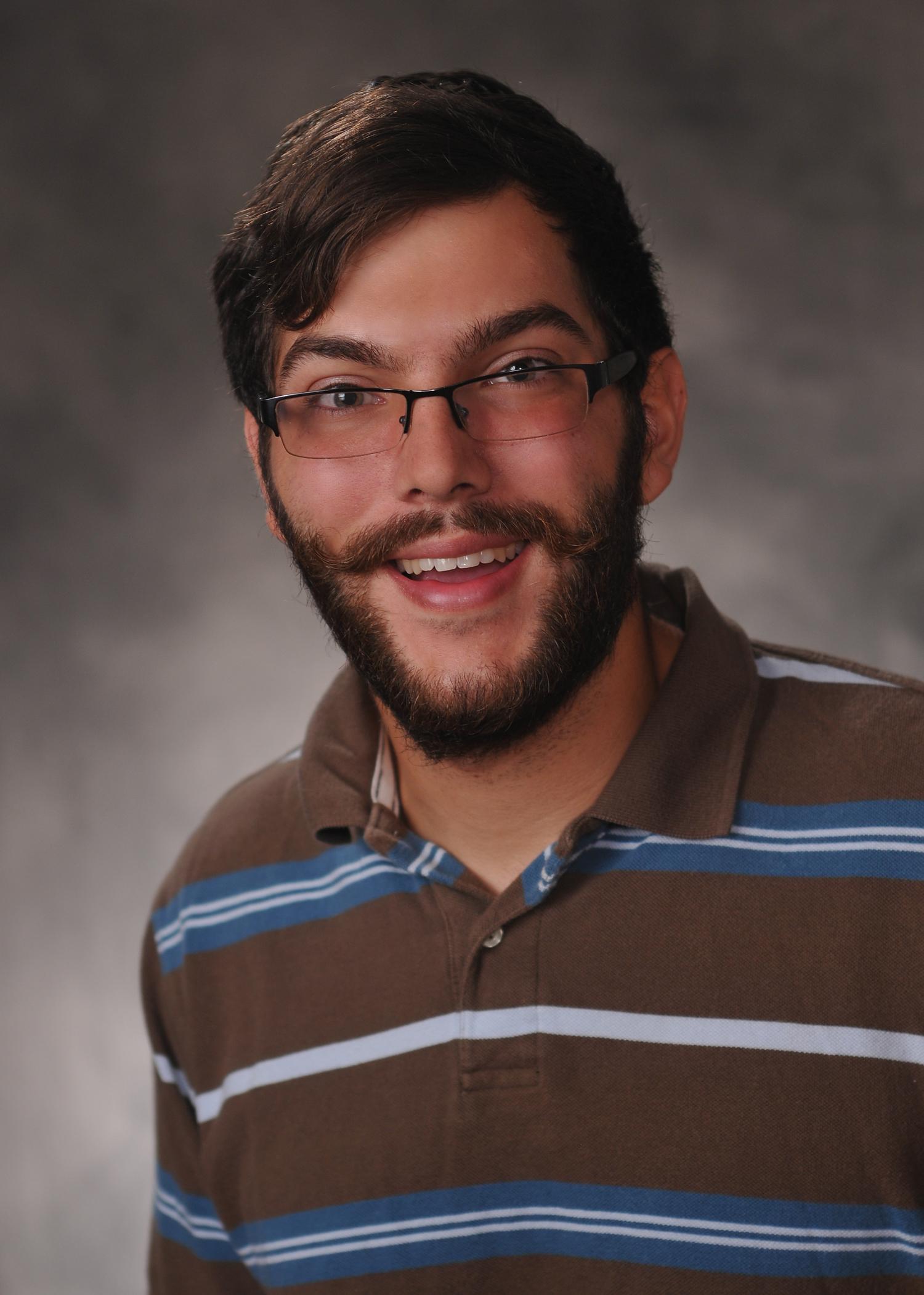 Aaron Pysher | Graduate Geologist