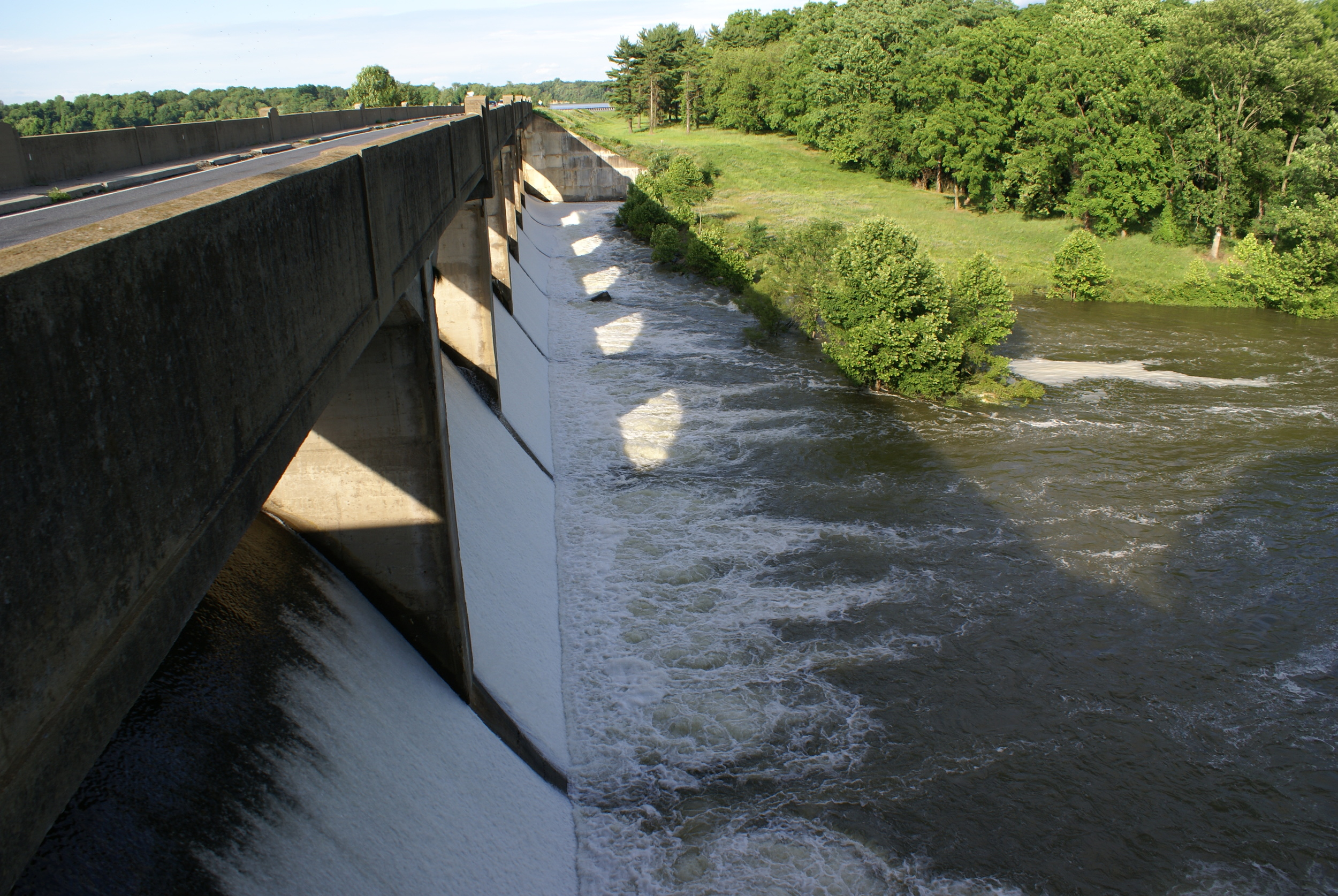 LAKE ONTELAUNE DAM | READING AREA WATER AUTHORITY