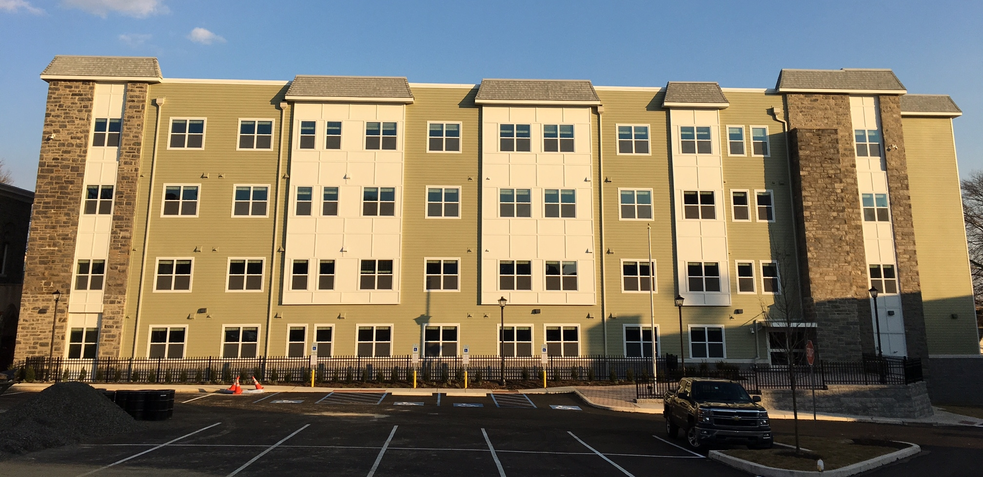 AFTER: ALICIAN SENIOR APARTMENTS