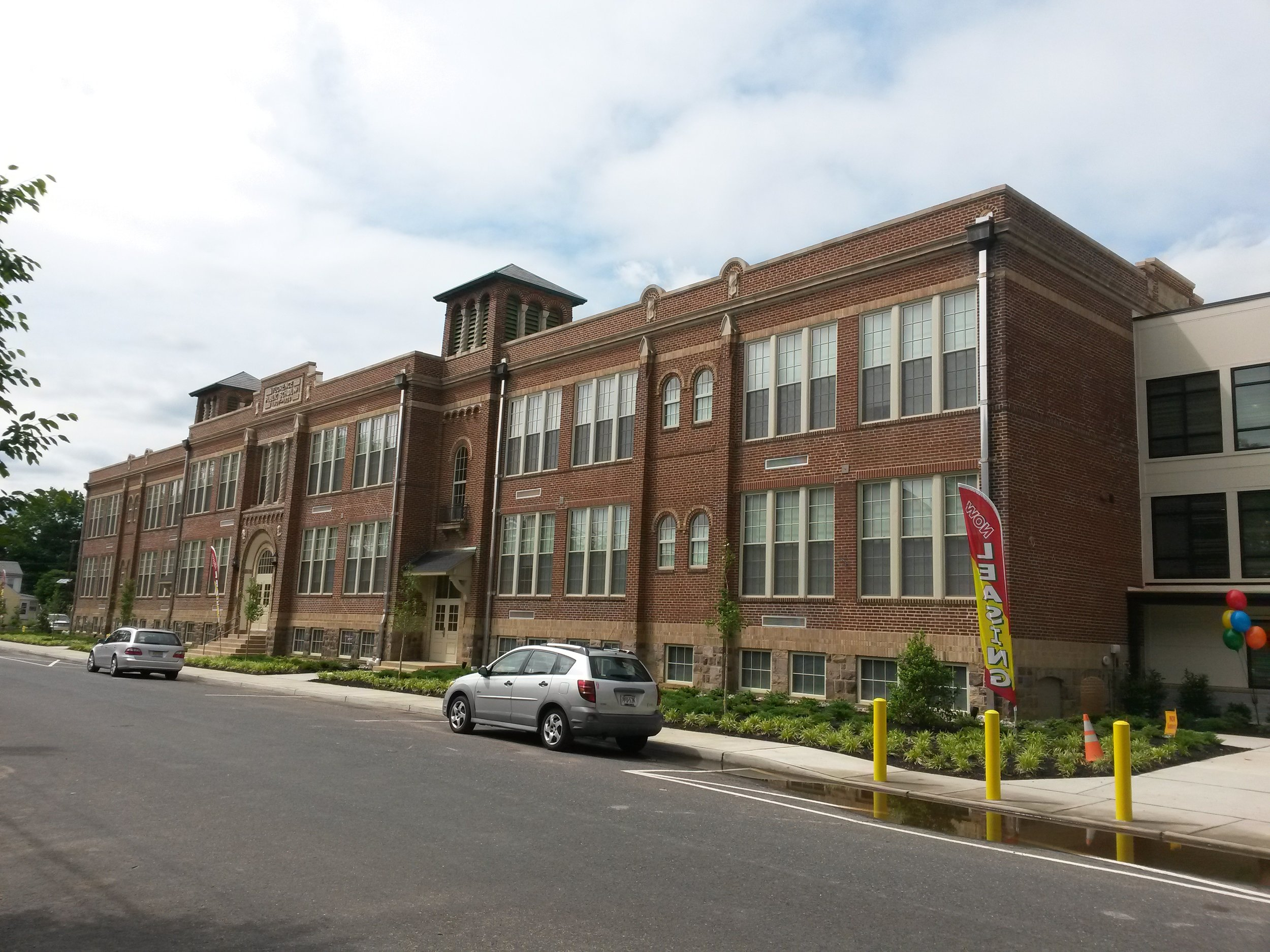 AFTER: DUFFY SCHOOL APARTMENTS