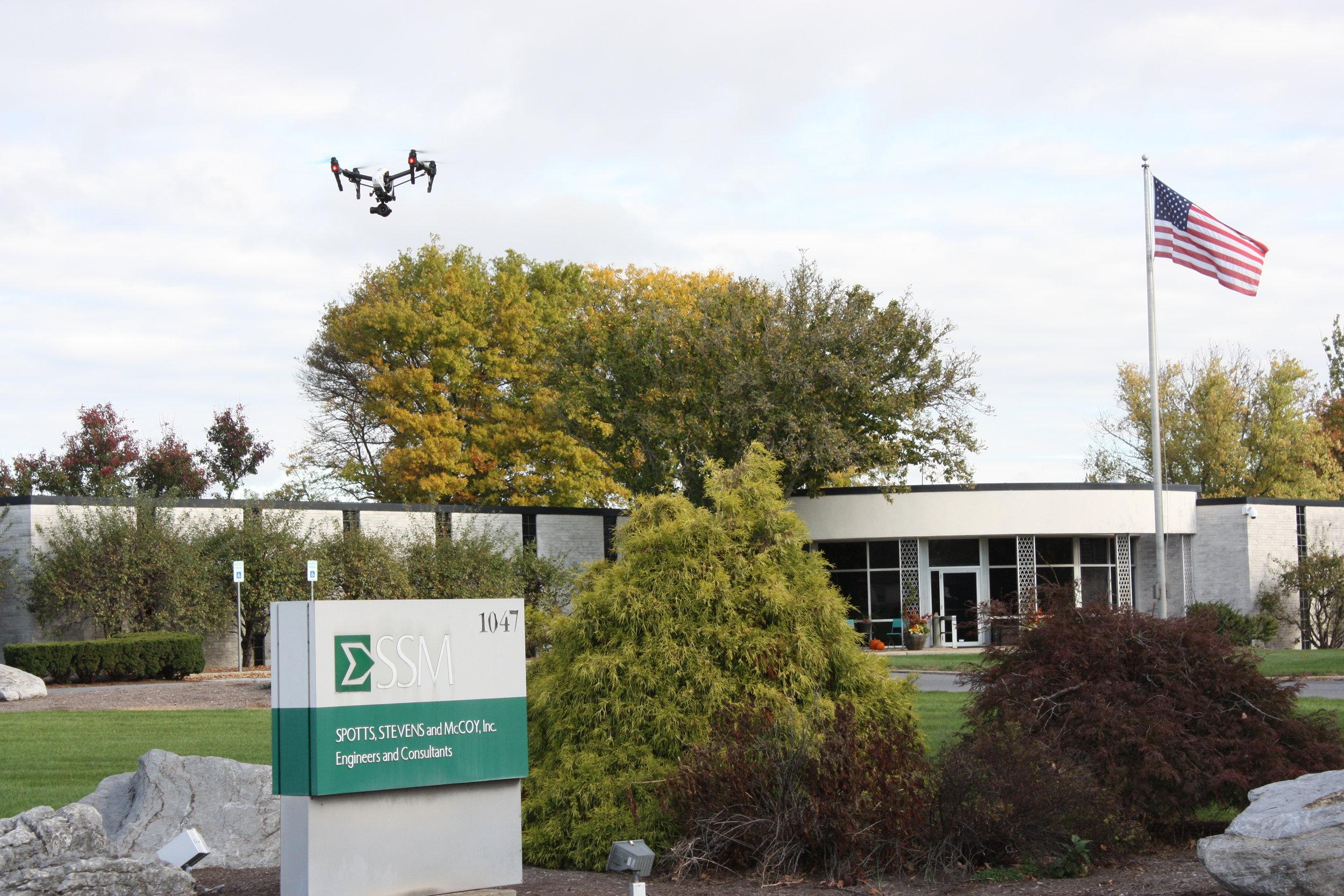 Drone Spotts Stevens McCoy