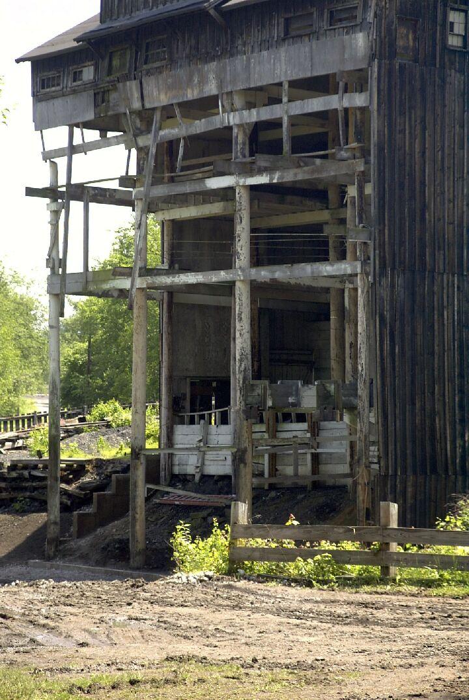 Eckley Miner's Village Structural Engineering Assessment