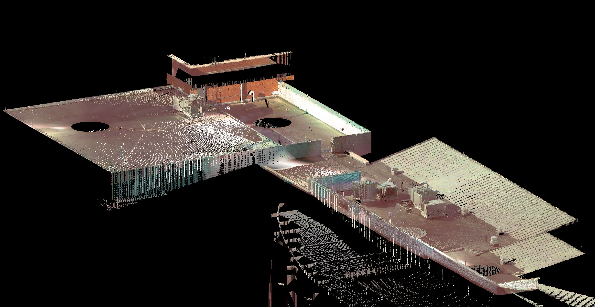 HDS Roof Scan