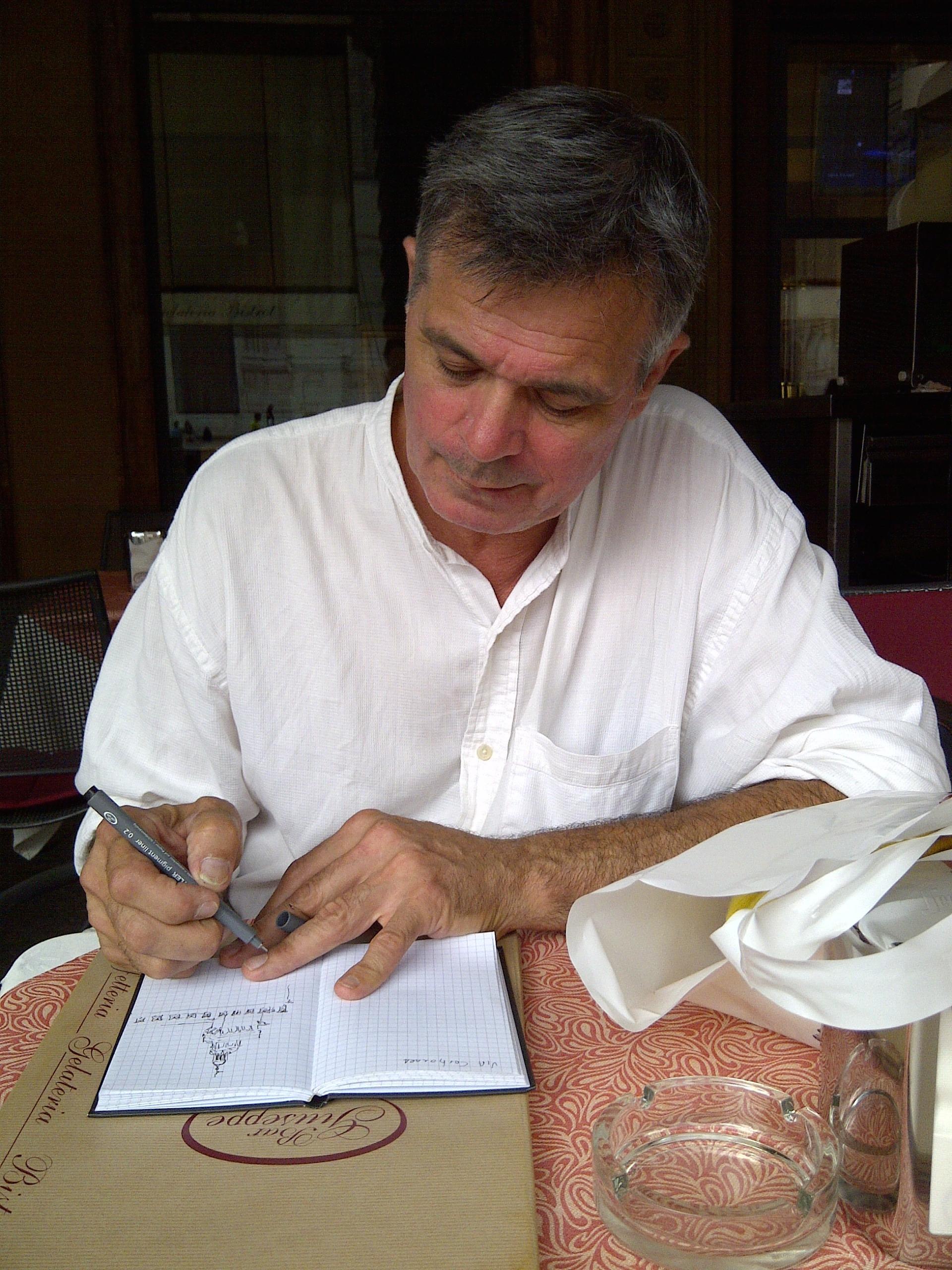 Tim Snell Turino 2013