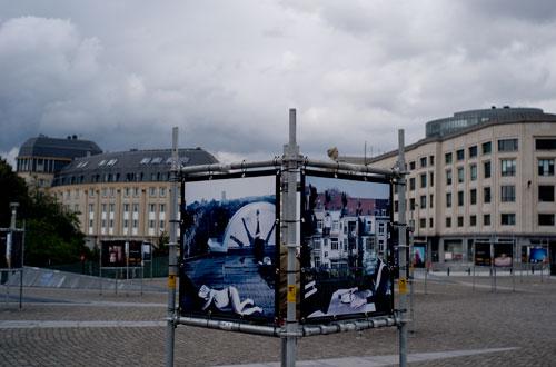 Bruxelles cube