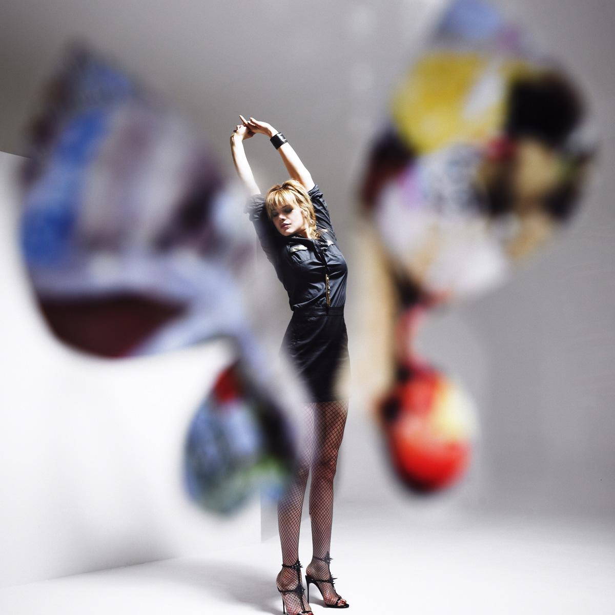 La Belle-Dame (Cynthia cardui)  Australian Singer Nadéah for Victoire Magazine.