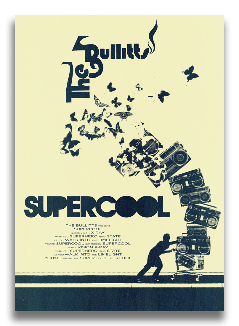 The Bullitts |Supercool