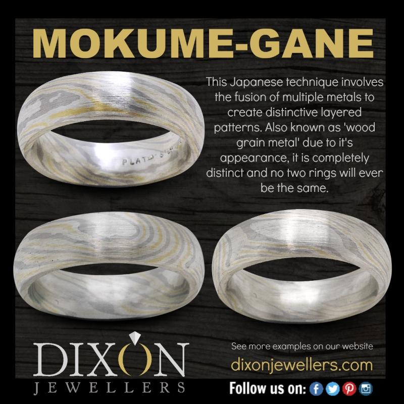 Mokume-Gane