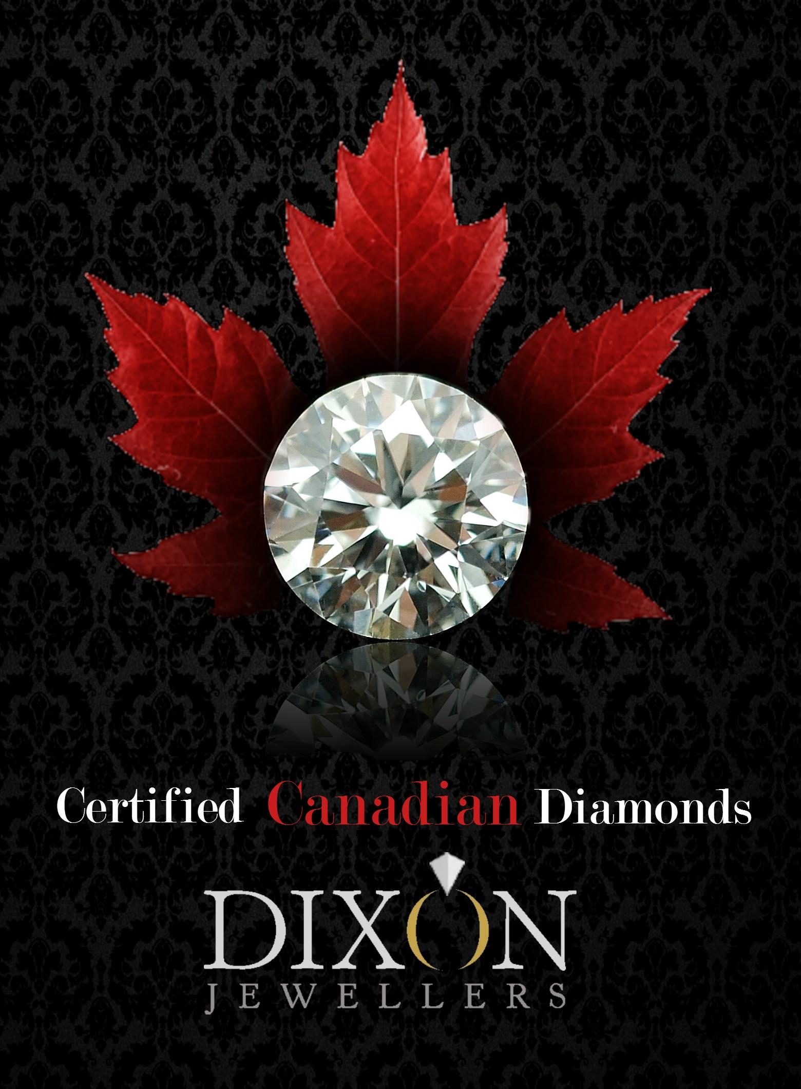 Certified Canadian Diamonds