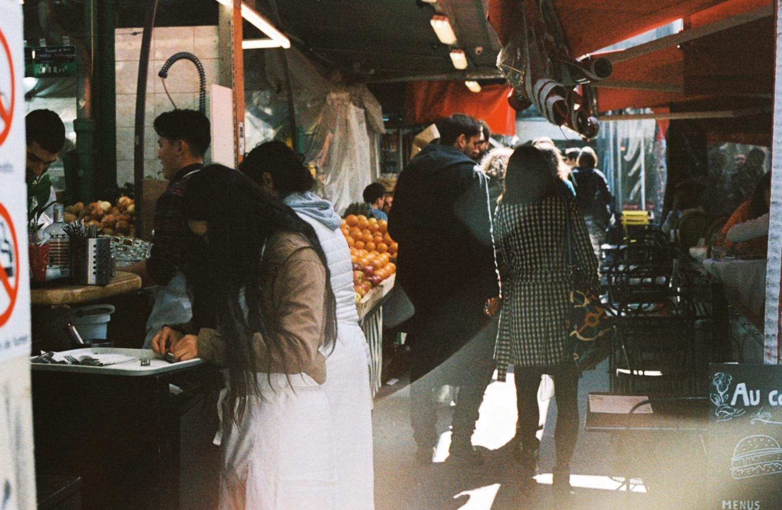 Inside les enfants du marché