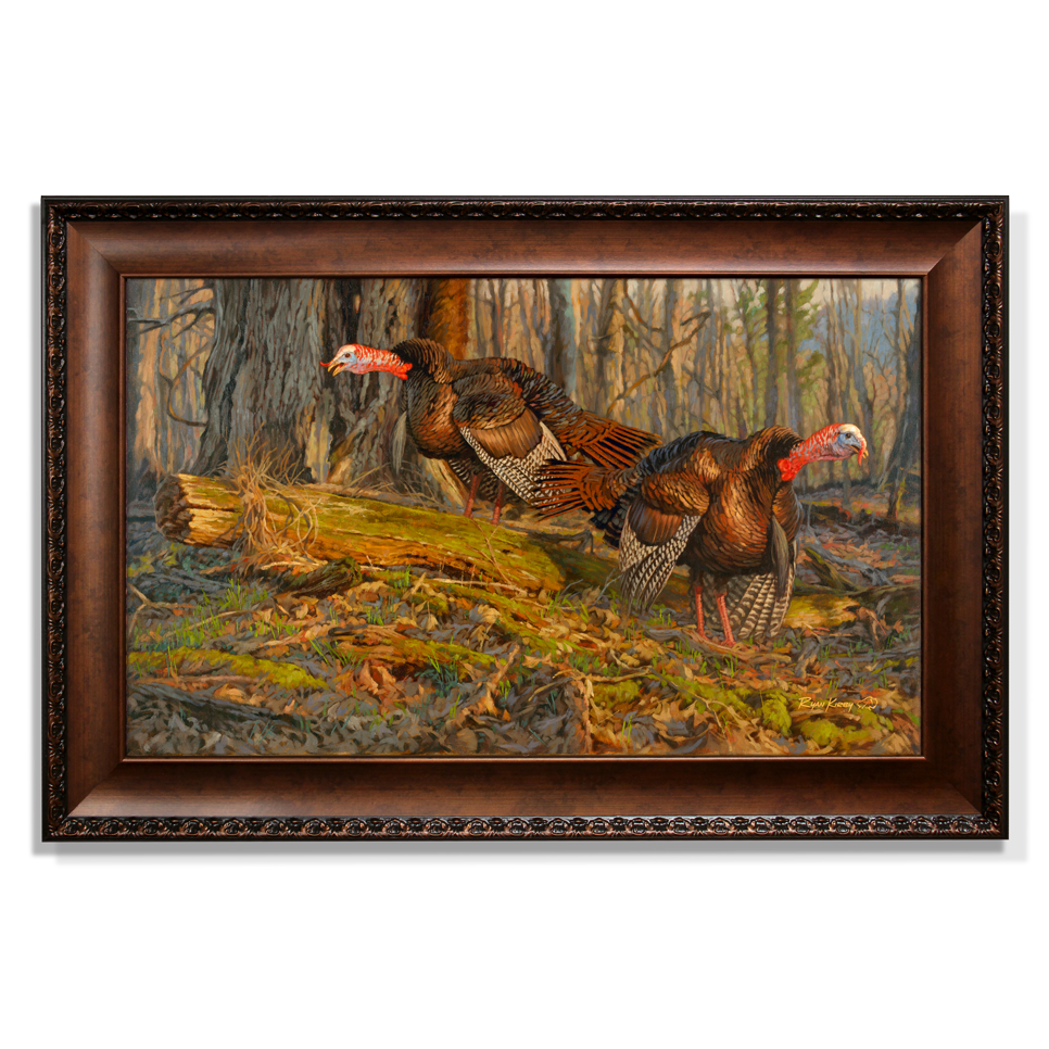 Ryan-Kirby-Turkey-Sons-of-Thunder-Framed-Giclee.png