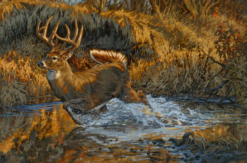 Ryan-Kirby-Deer-The-Slip-30x20.jpg