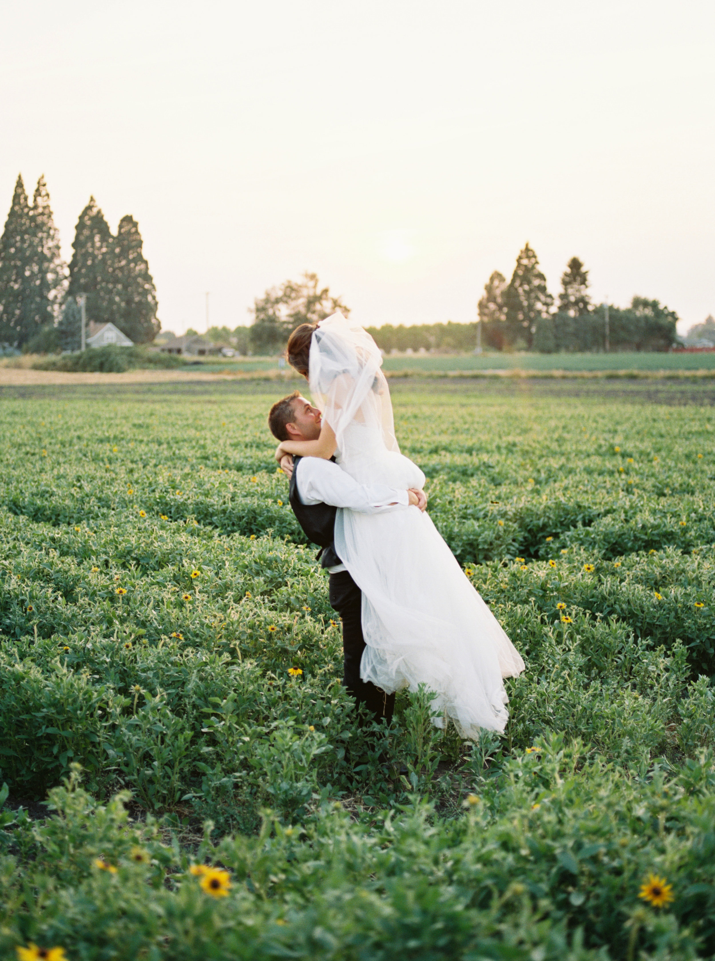 Labish Garden Wedding