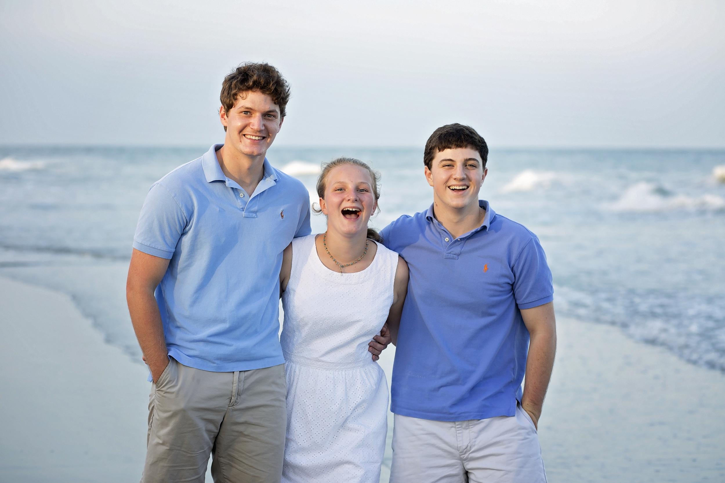 family beach photography garden city beach sc