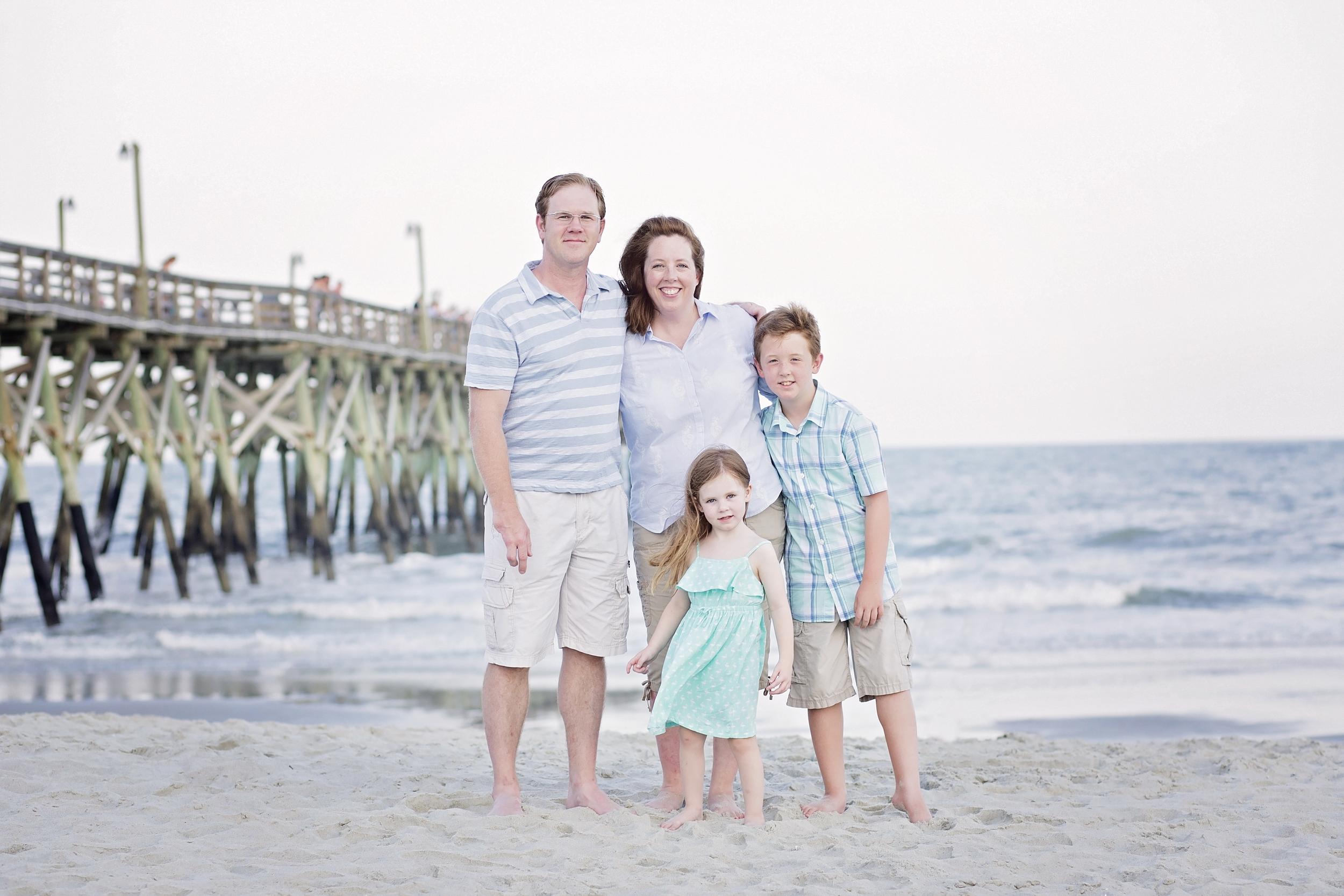 surfside beach family beach photography