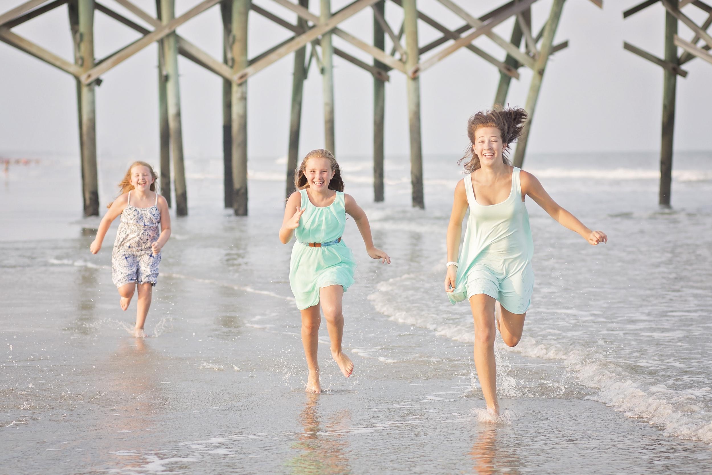 family beach photography surfside beach sc