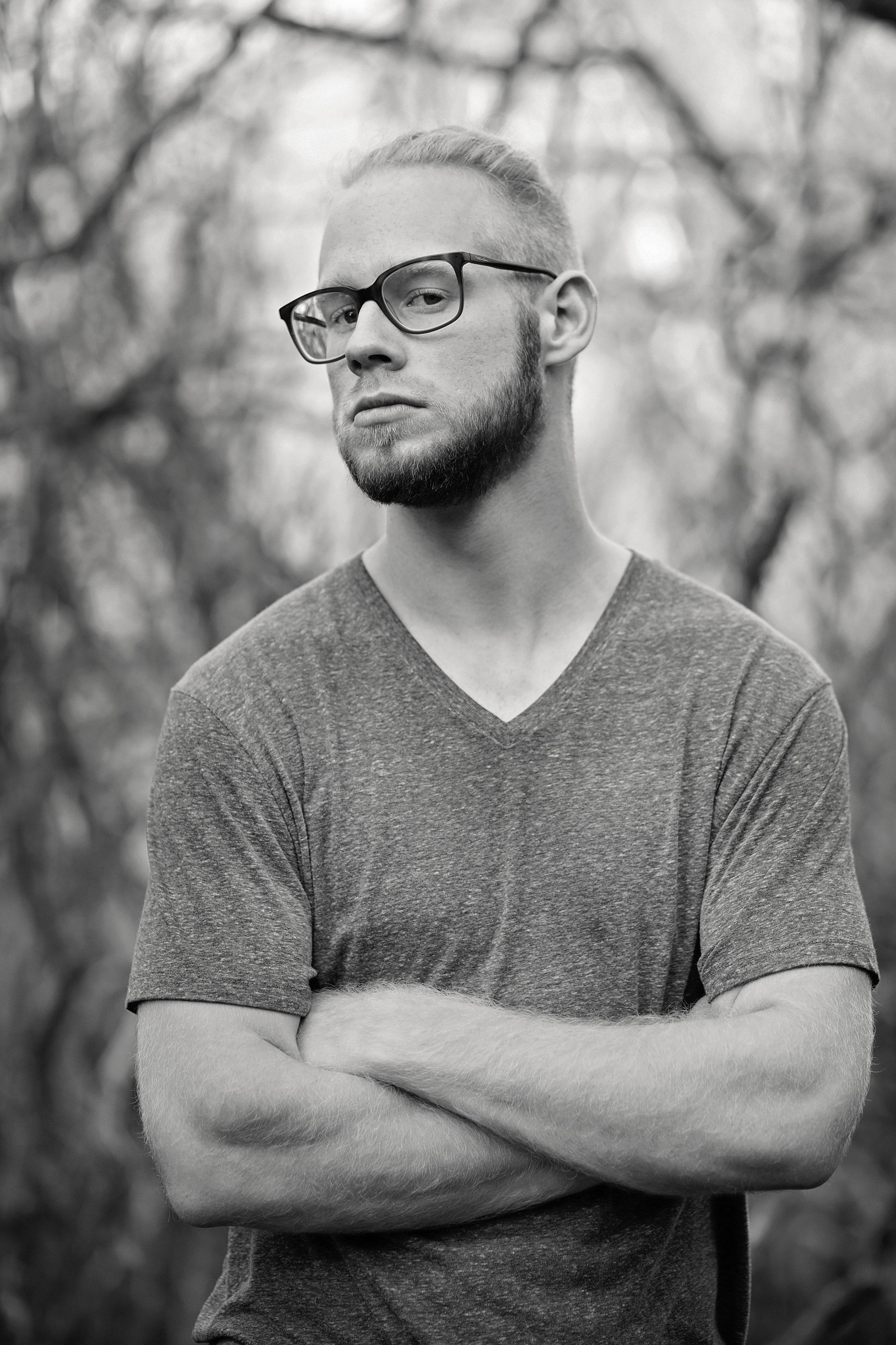 male senior portrait  pickens sc senior photographer