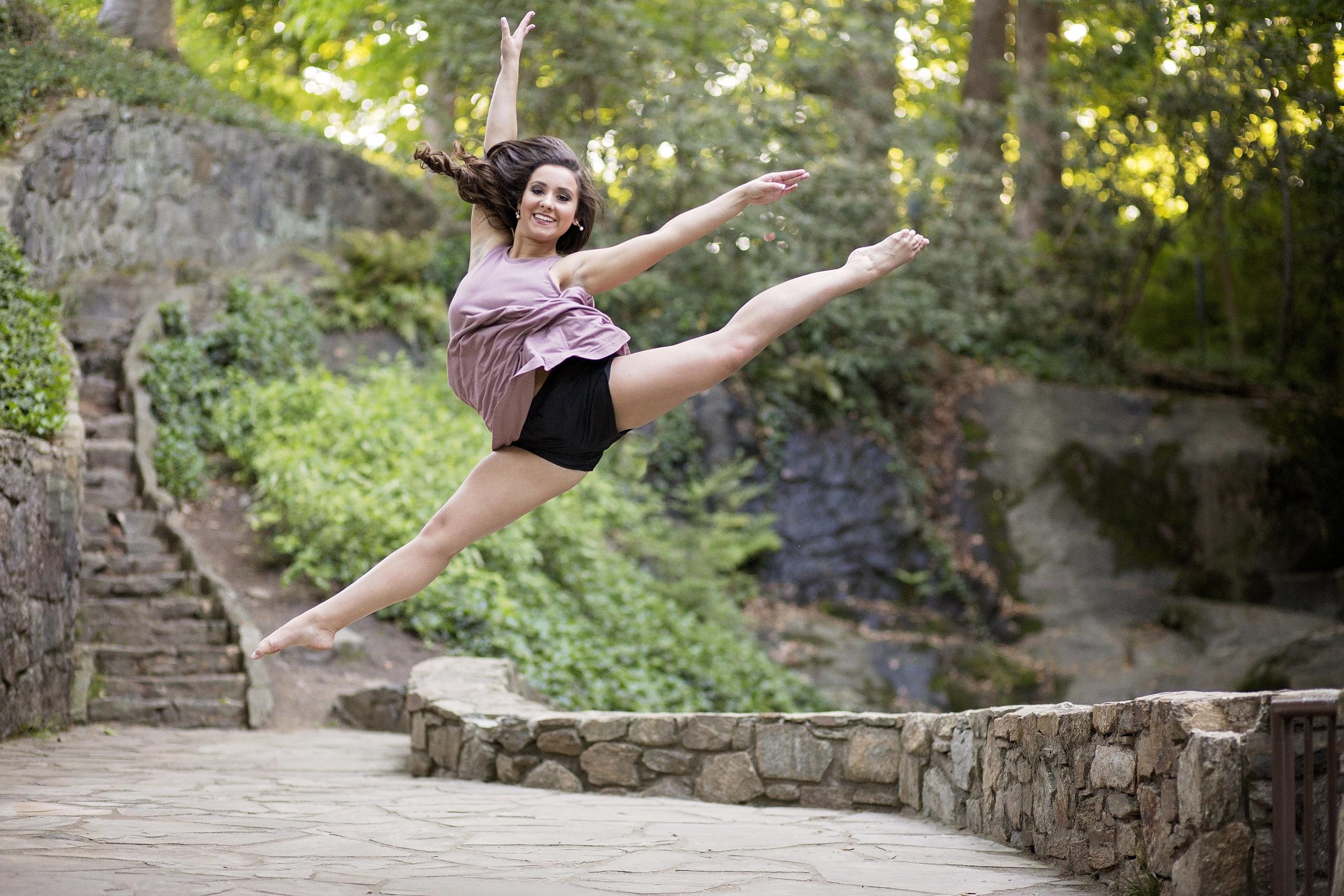 Greenville SC dance photography