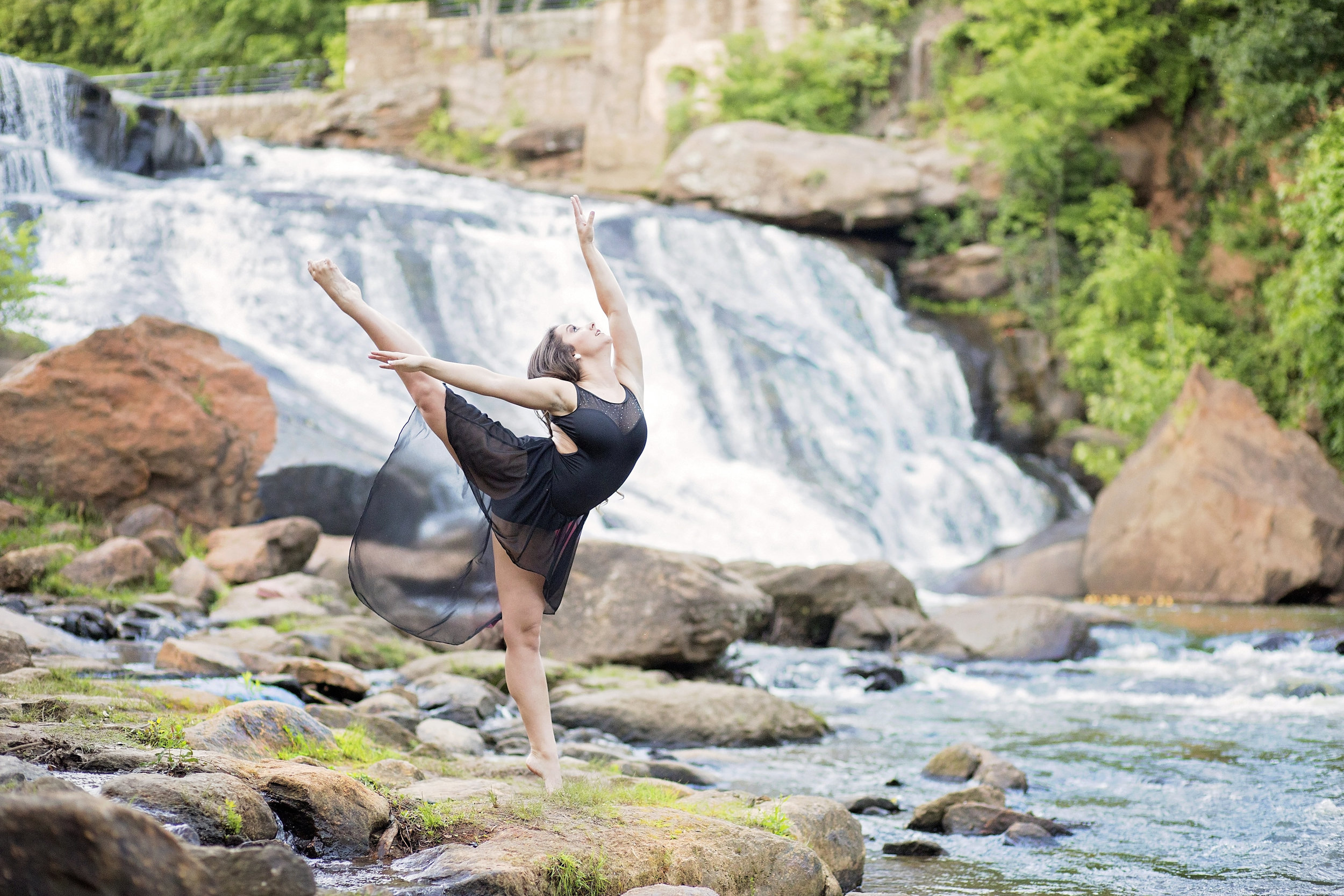 Greenville SC dance photography