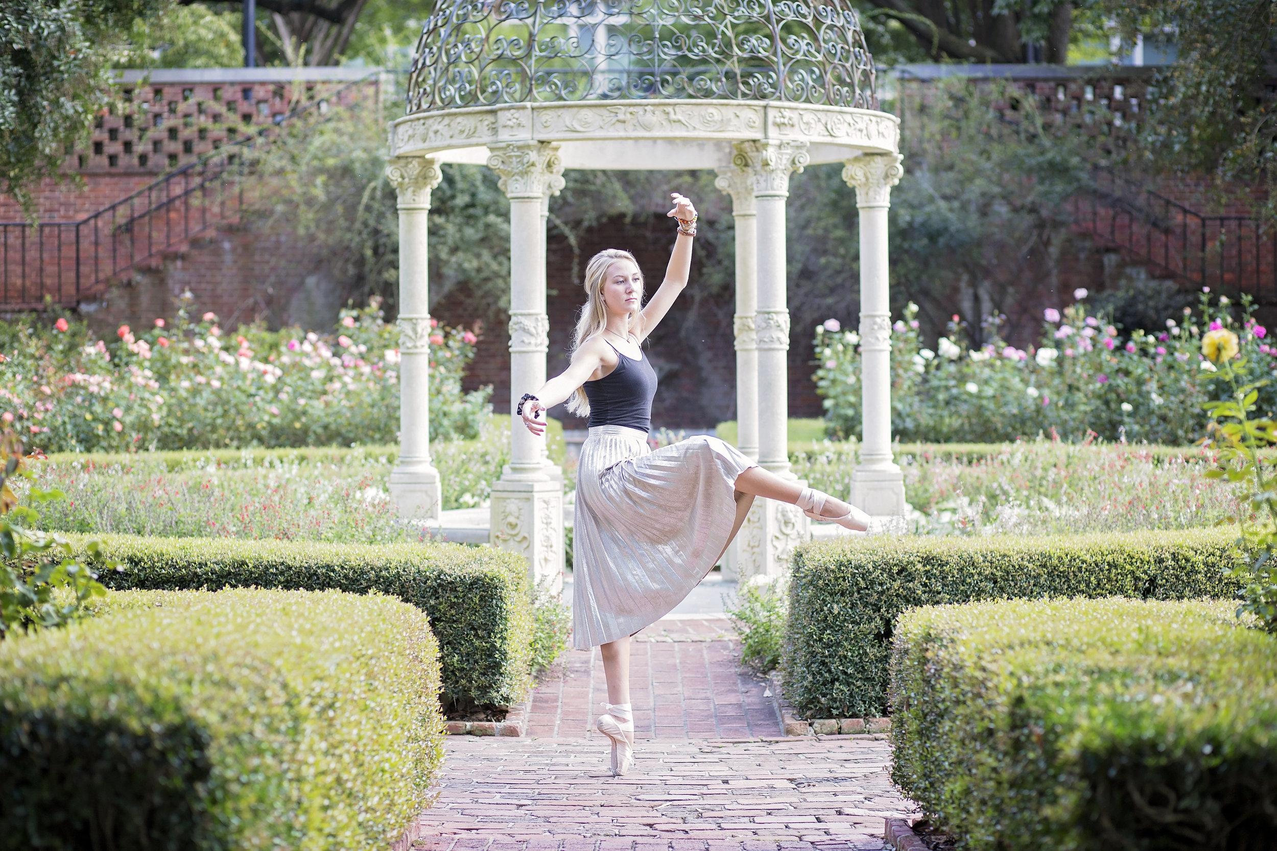 dance photographer greenville south carolina