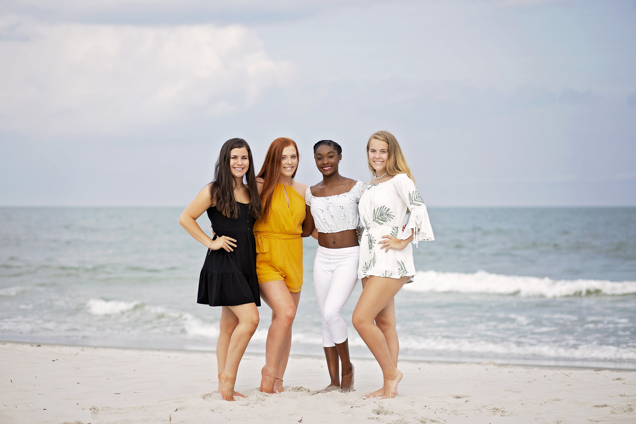 carolina dance photography beach photographer
