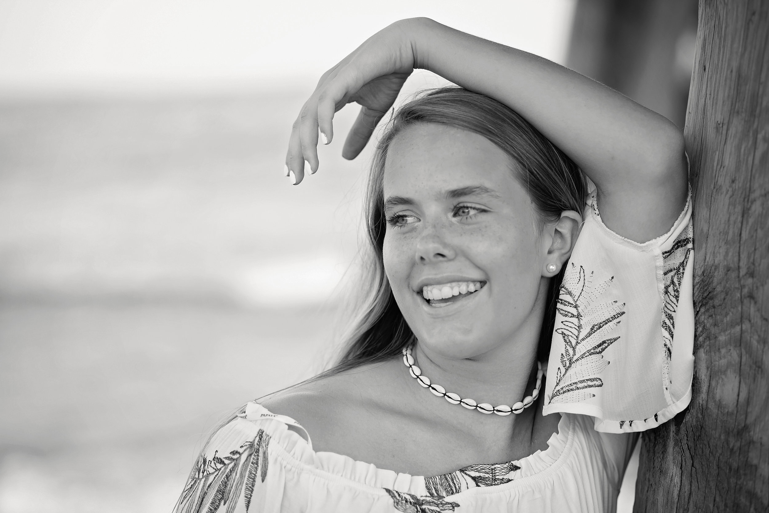 senior portraits myrtle beach sc