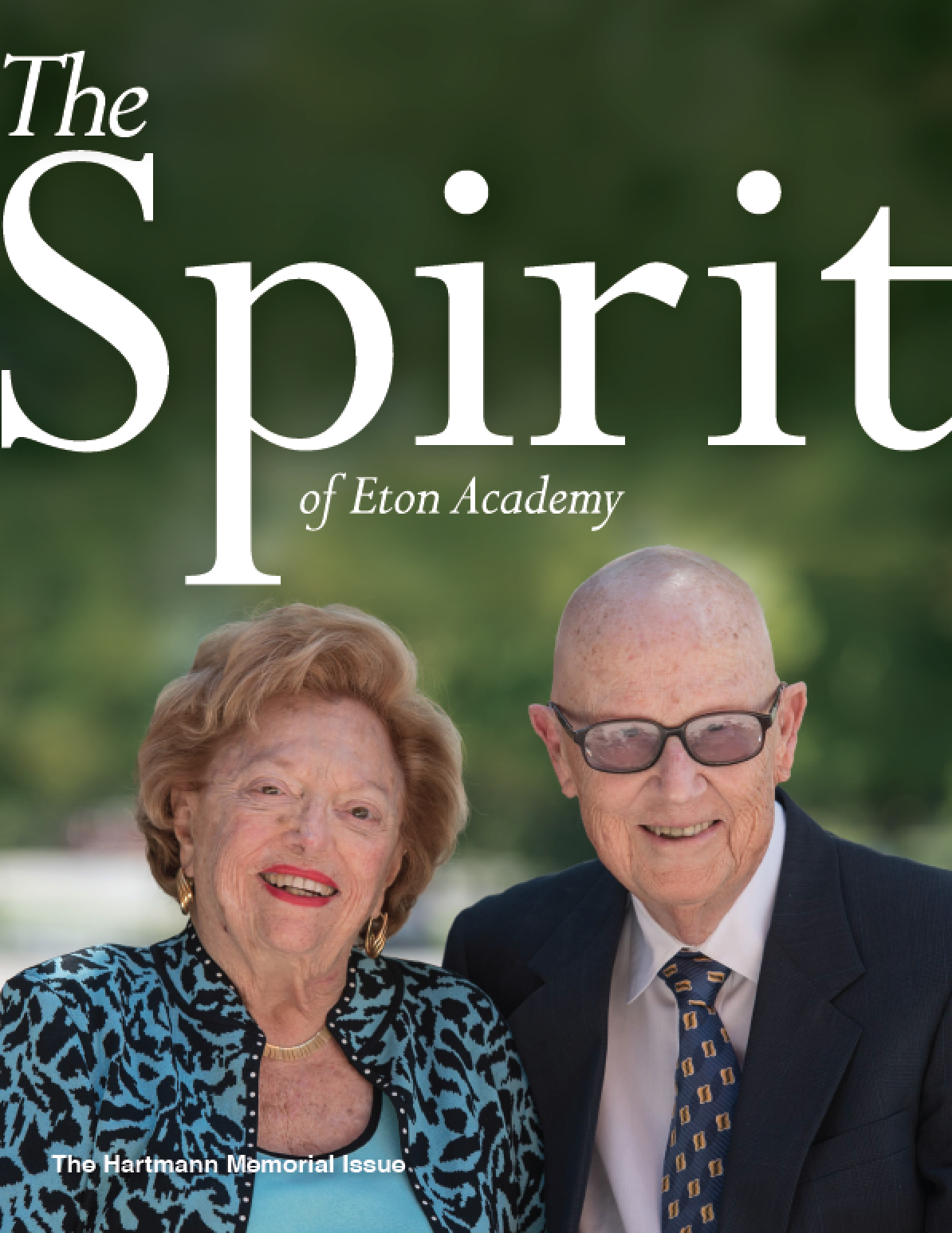 The Spirit   Eton Academy   Spring 2019