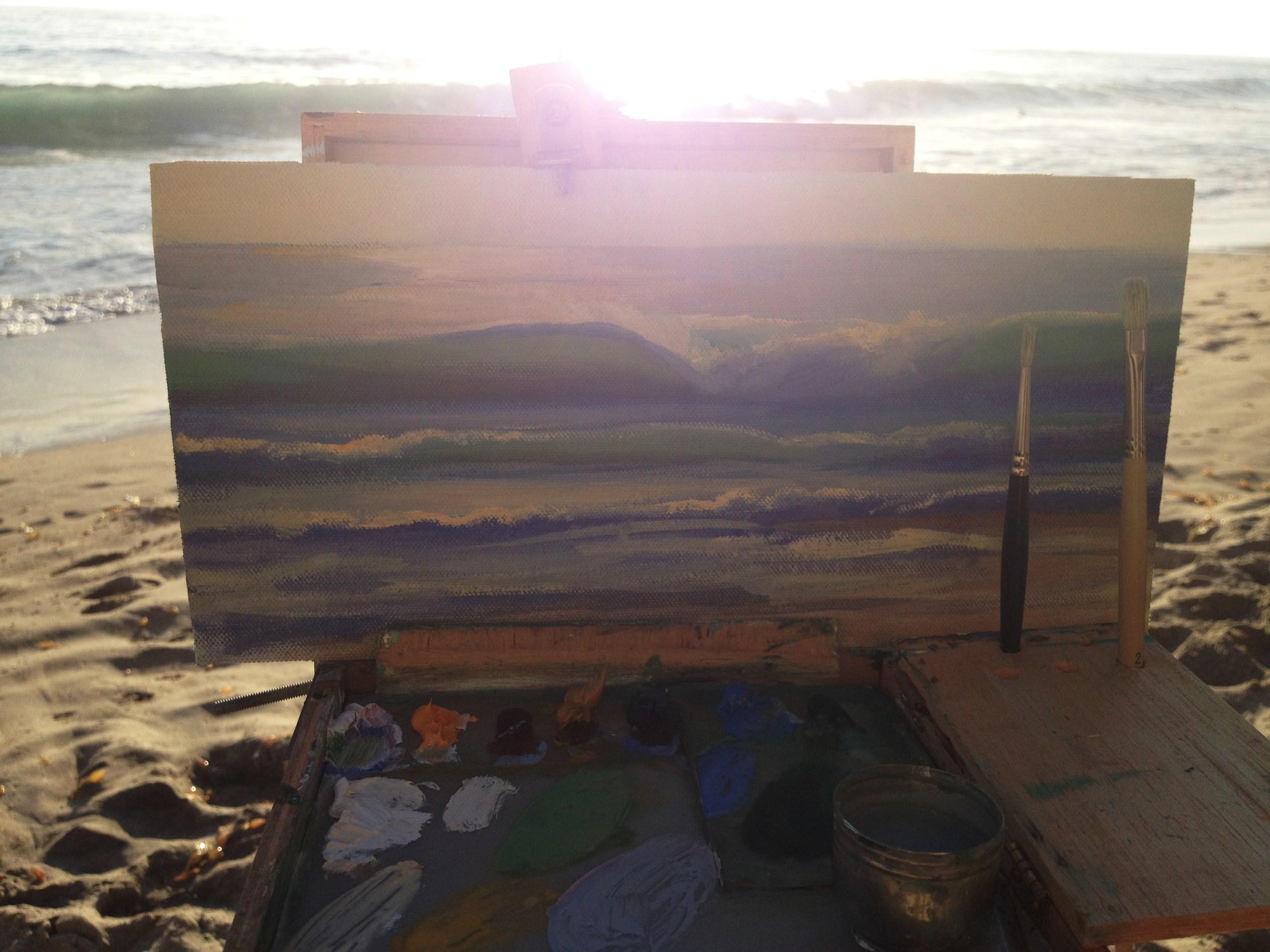 Plein Air Painting: Step Four