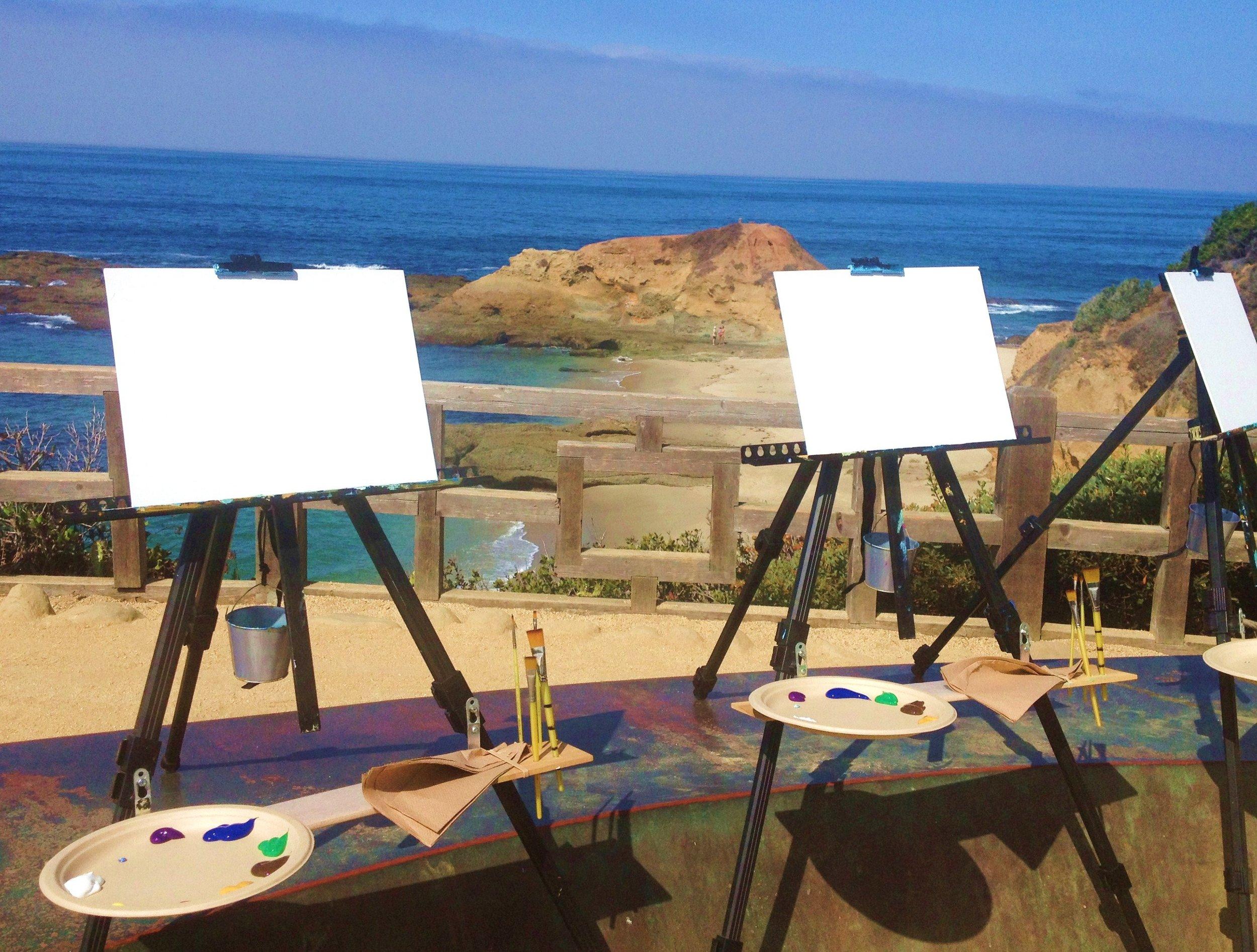 Painterly in Laguna Beach.JPG