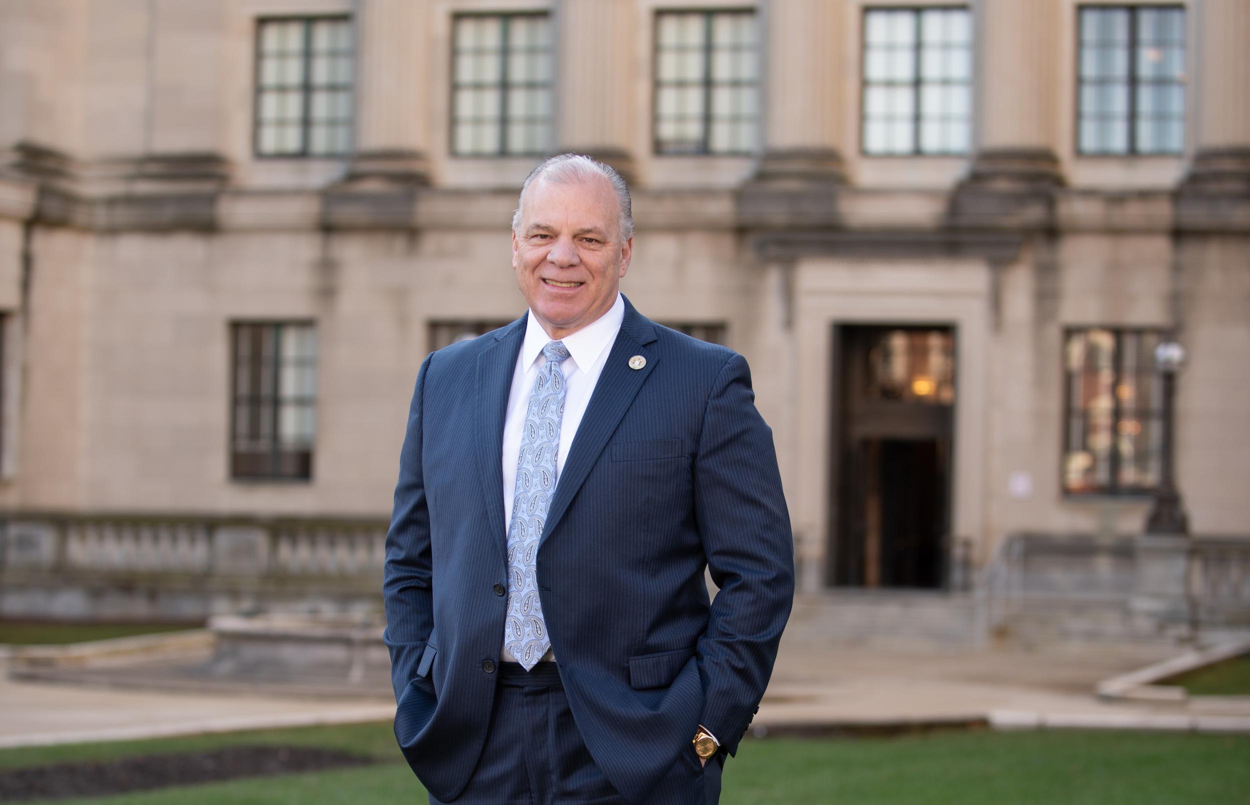 Steve Sweeney - New Jersey Senate President