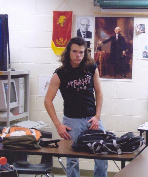 Brandon McPherson, Age 16, Weatherby Lake, MO