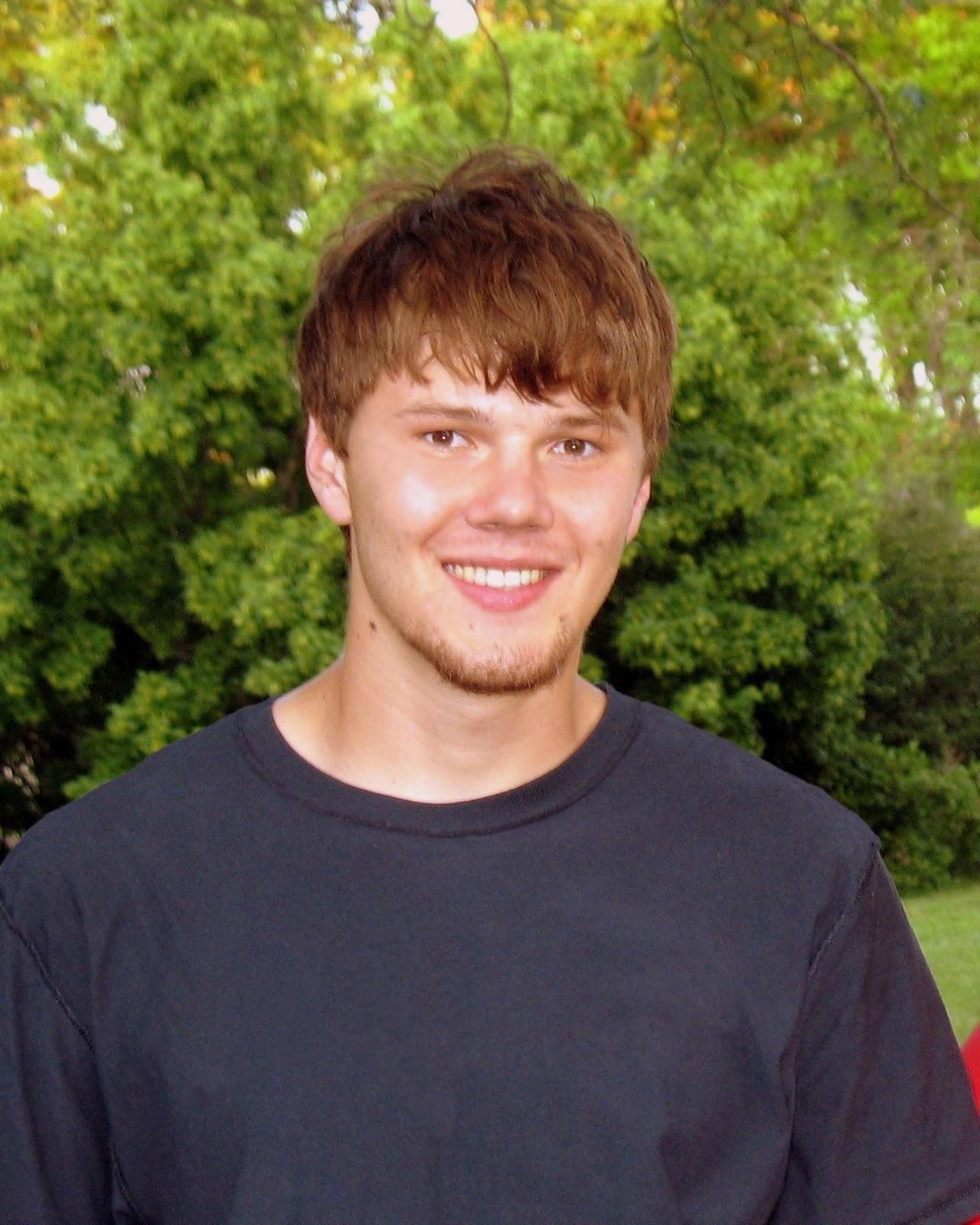 Christopher Lantz, Age 19, Bennington, NE