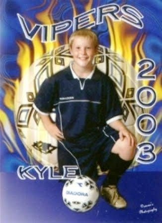 Kyle Foster, Age 10, Mesquite, TX