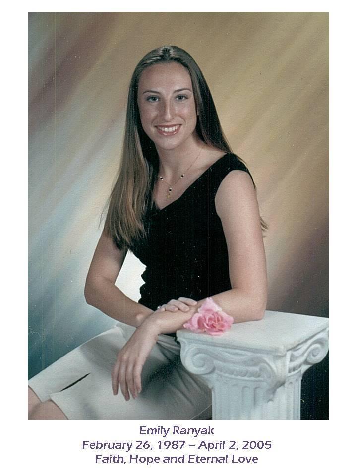 Emily Raynak, Age 18, Merritt Island, FL