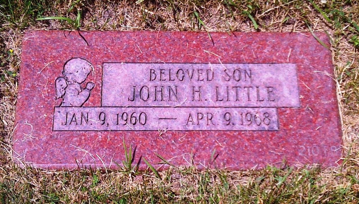 Johnny Little, Age 8, Saginaw, MI