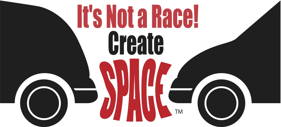 It's Not A Race! Create Space - Registered logo.jpg