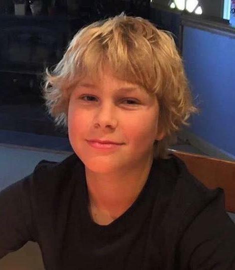 Nolan Beckenhauer, Age 16, Ashland, NE