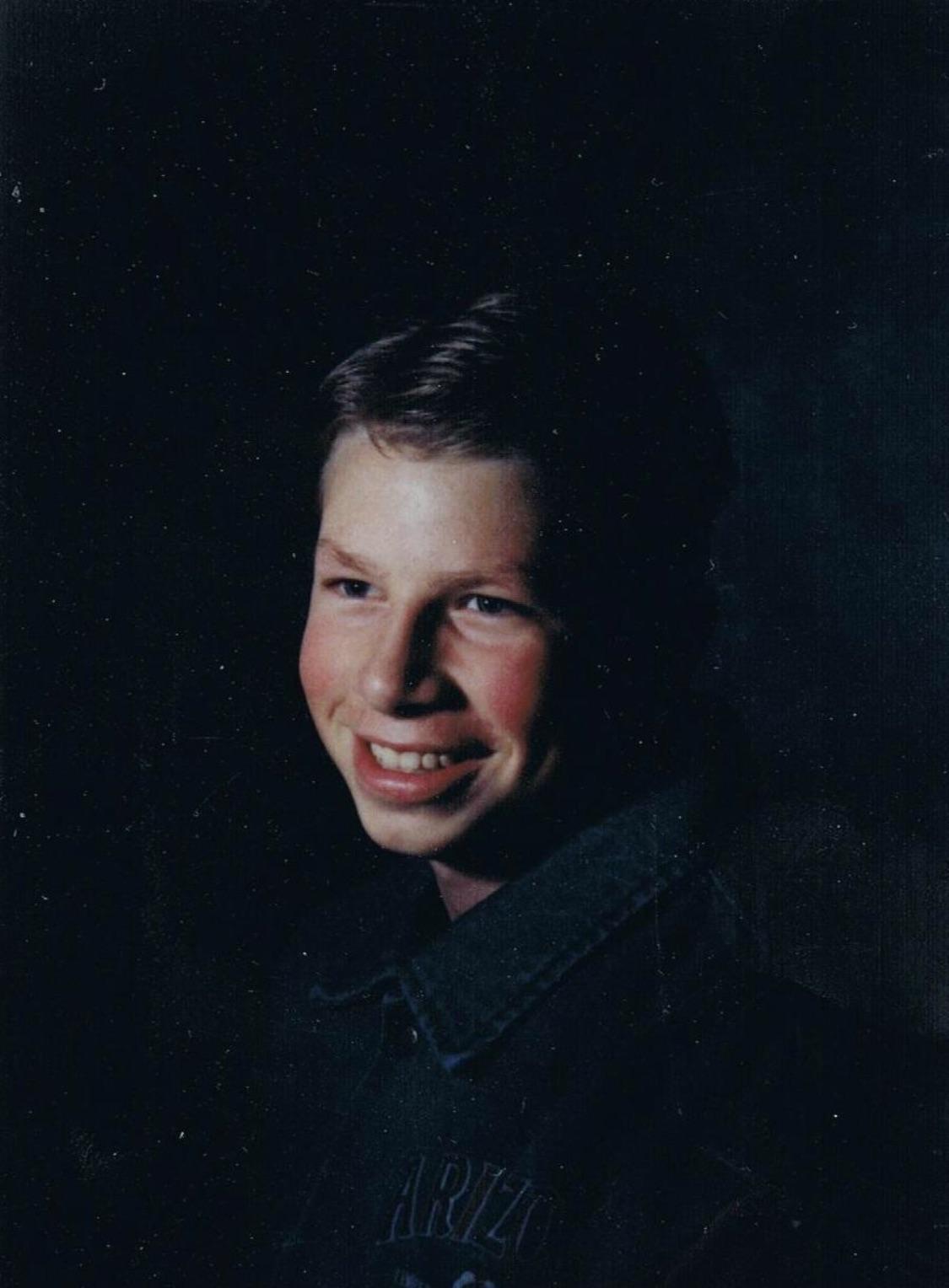Tony Belsky, Age 14, Scribner, NE