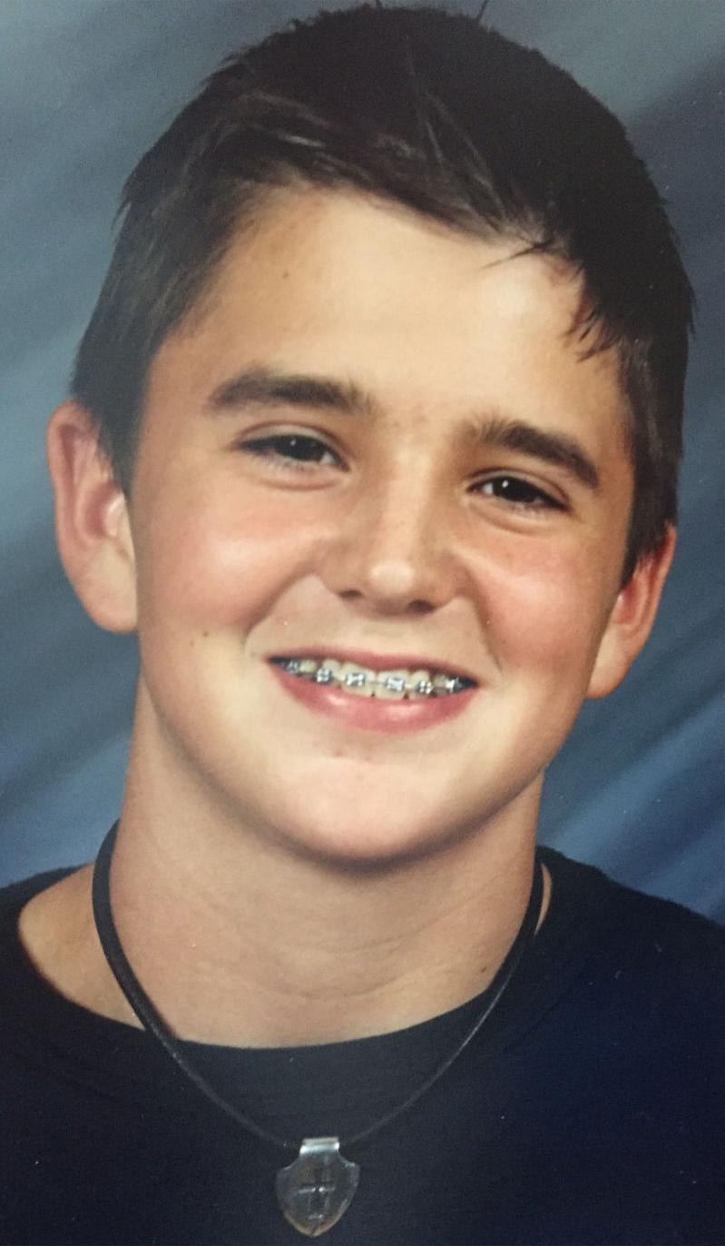 Benjamin Prescott, Age 14, Seward, NE