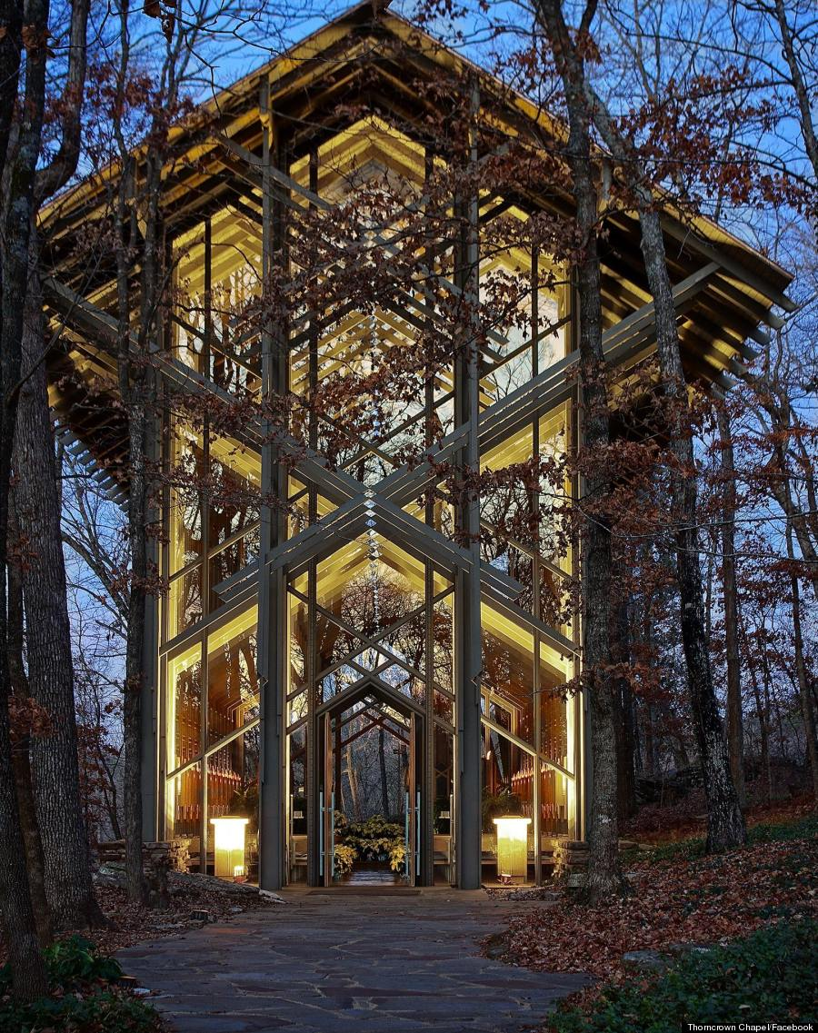 Thorncrown Chapel | Arkansas