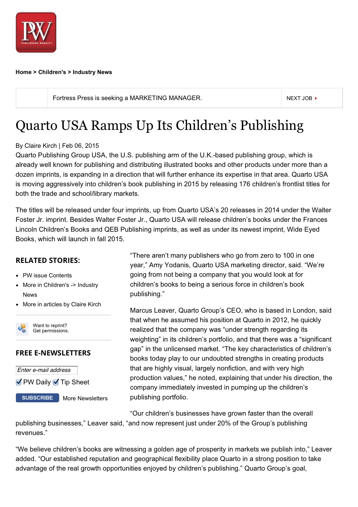 Quarto USA Ramps Up Its Children's Publishing.jpg