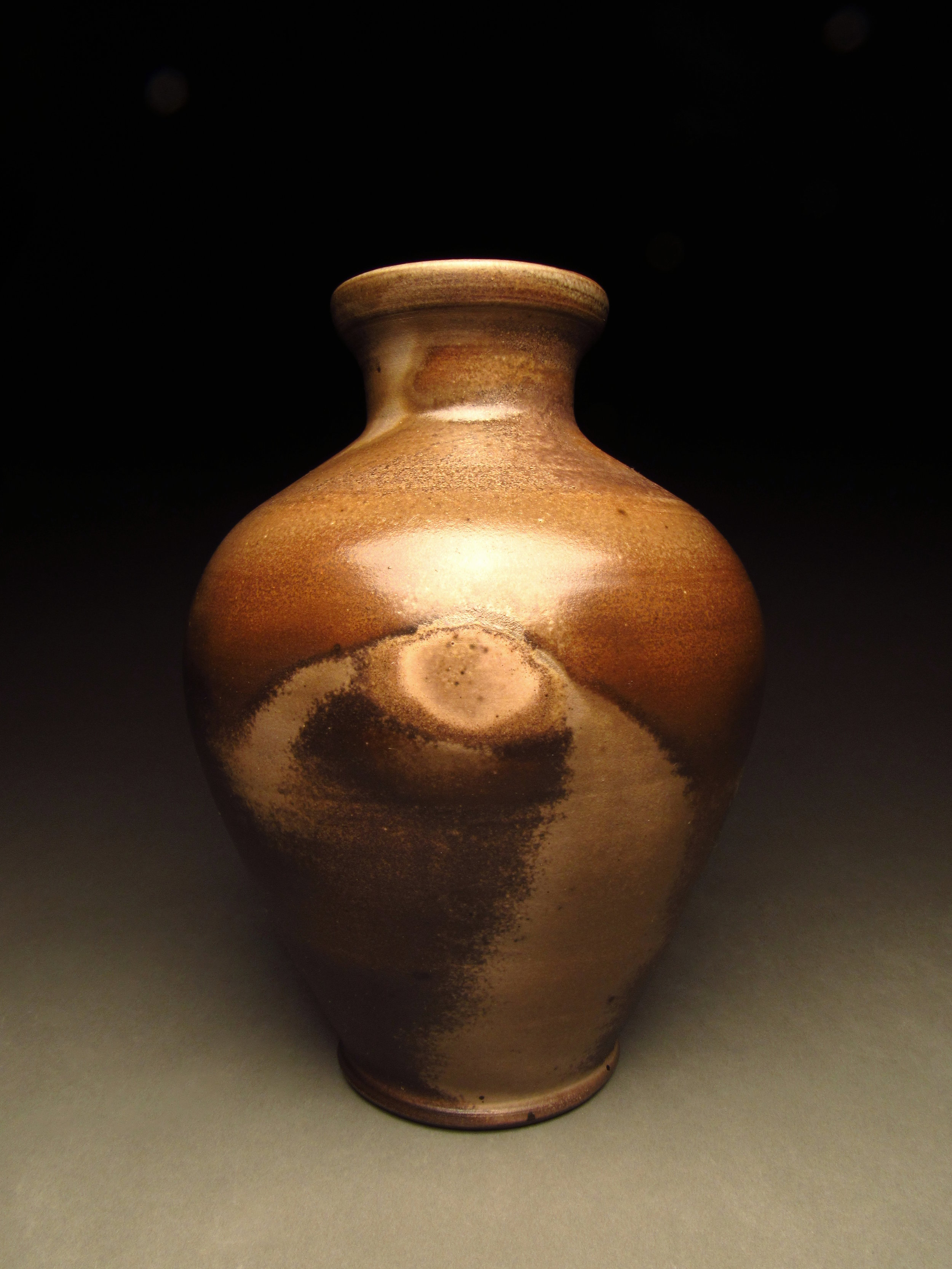 Wood Fired Vase Side 1.JPG