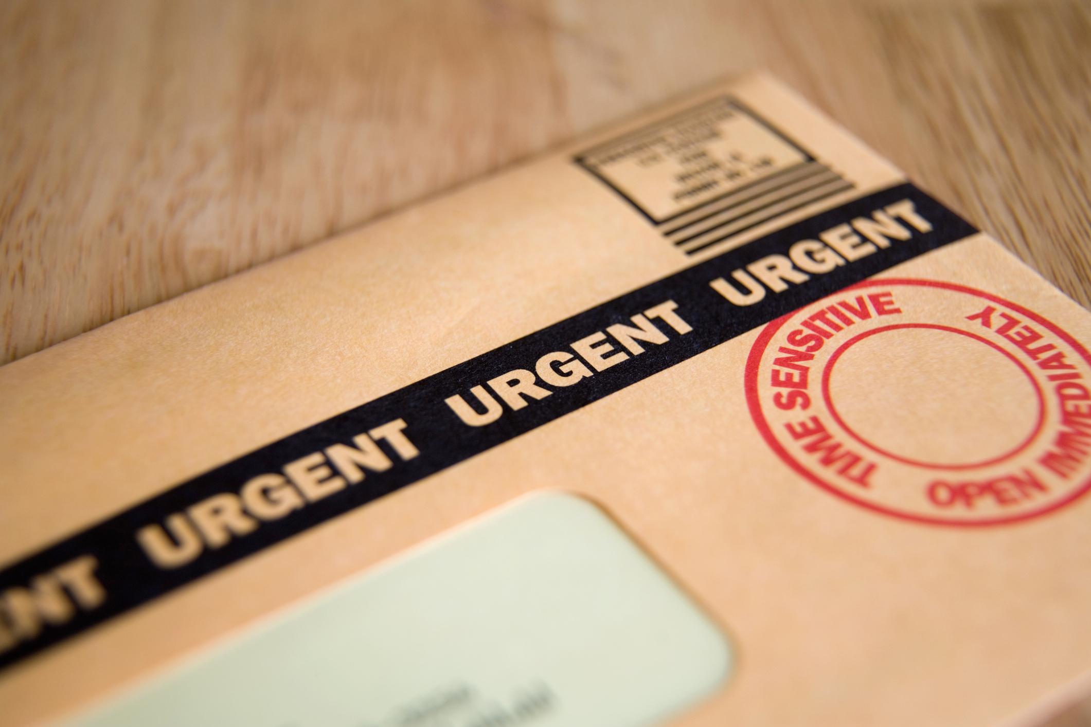 urgentmail