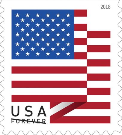 First Class Full Rate Forever Stamp