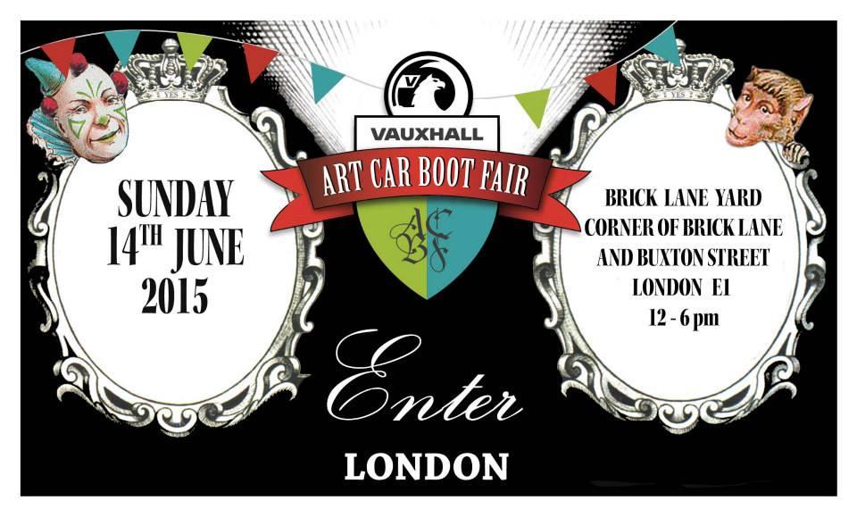 Art Car Boot Fair 2015