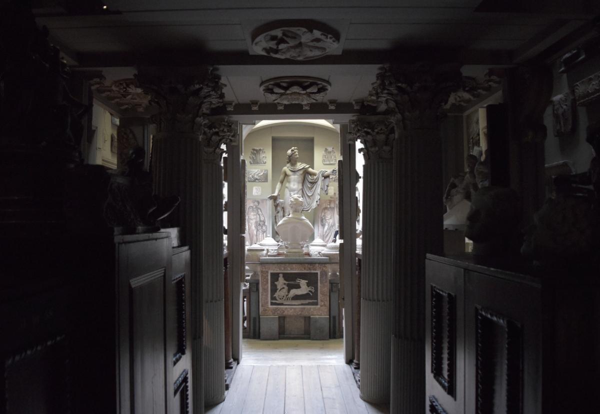 Sir John Soane's Museum - Photo: Tasha Marks