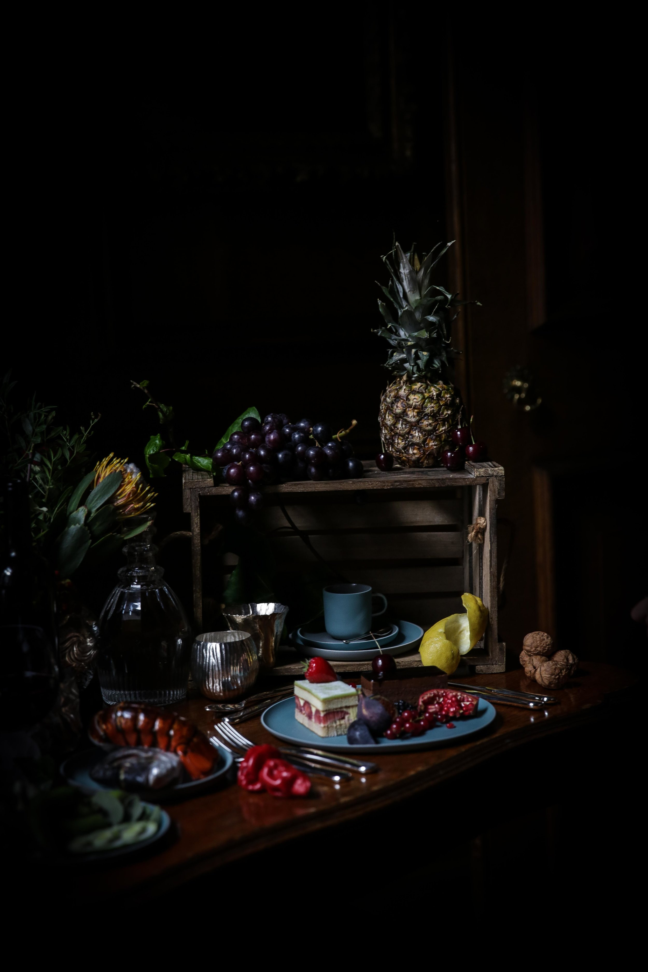 The Silverware Still Lives , 2017 |Photo - Rosalind Atkinson, Art Direction - Tasha Marks