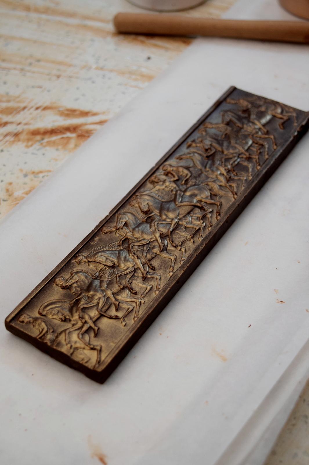 Chocolate Parthenon - Photo: Tasha Marks