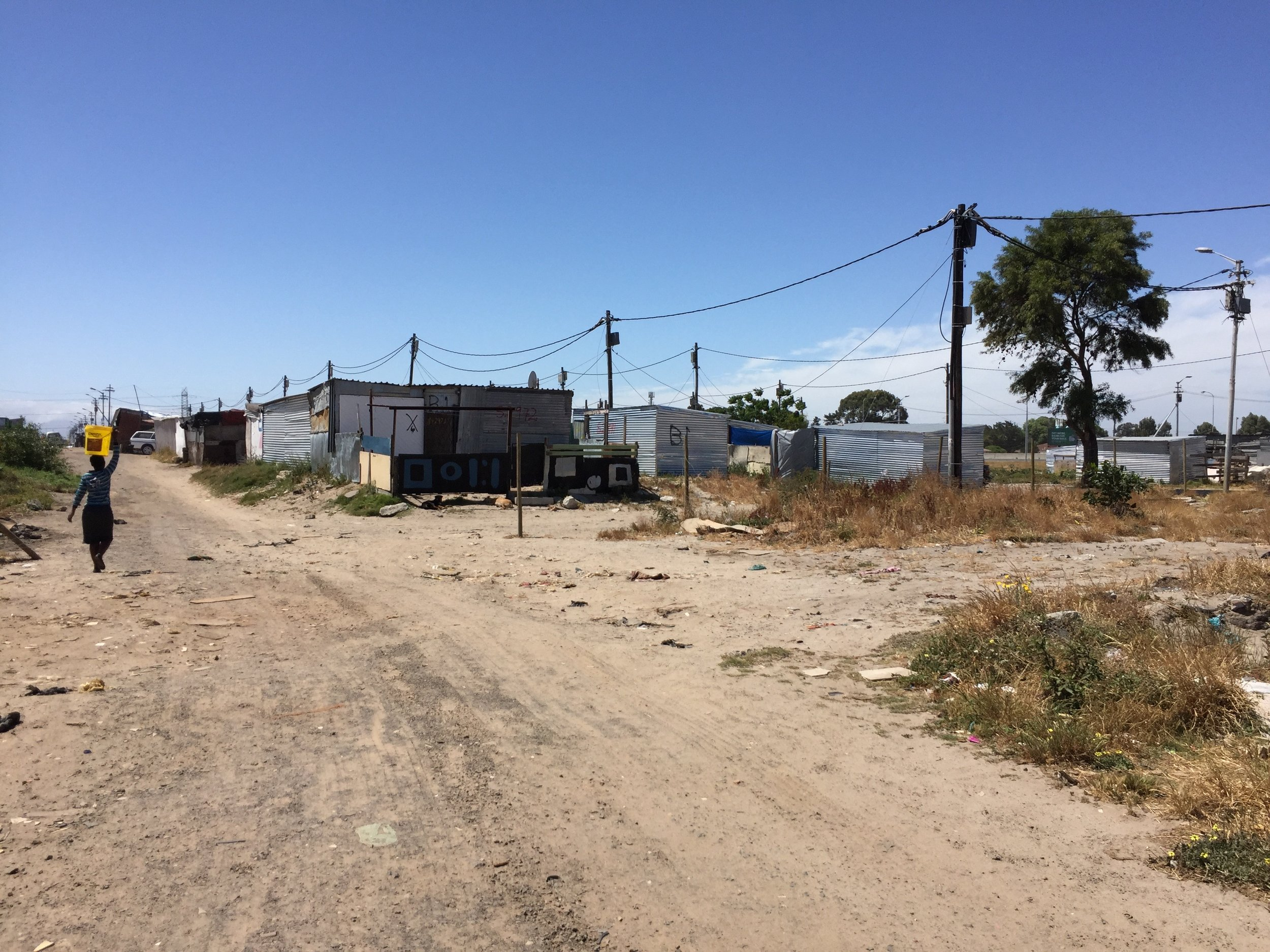 Langa (Oldest Formal Township)